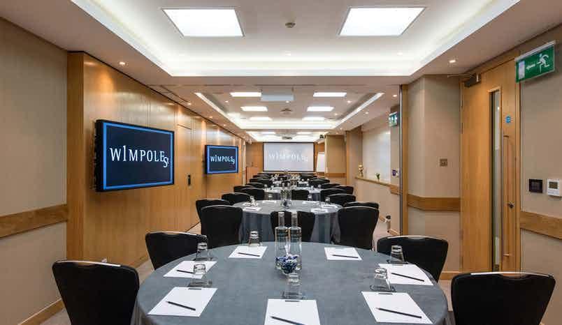 Seminar Suite, 1 Wimpole Street
