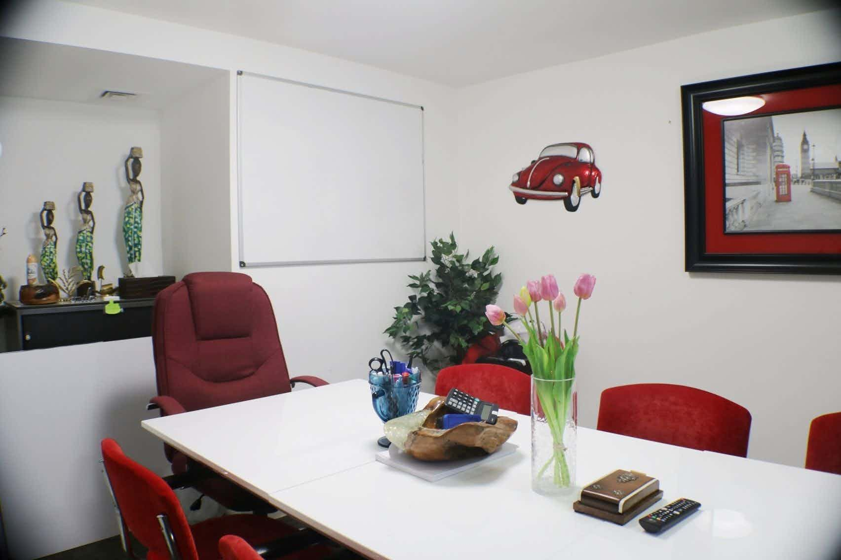 Meeting Room, Shoreditch Office