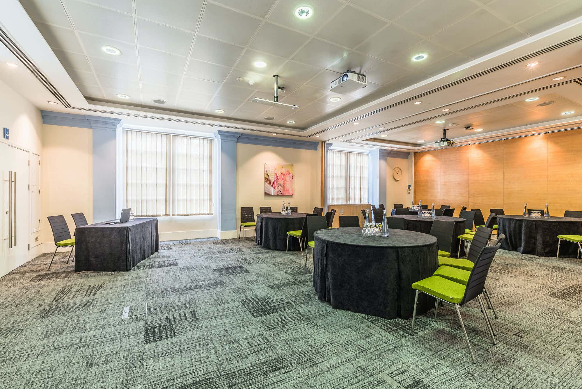 Murrell Barnes Suite, BMA House