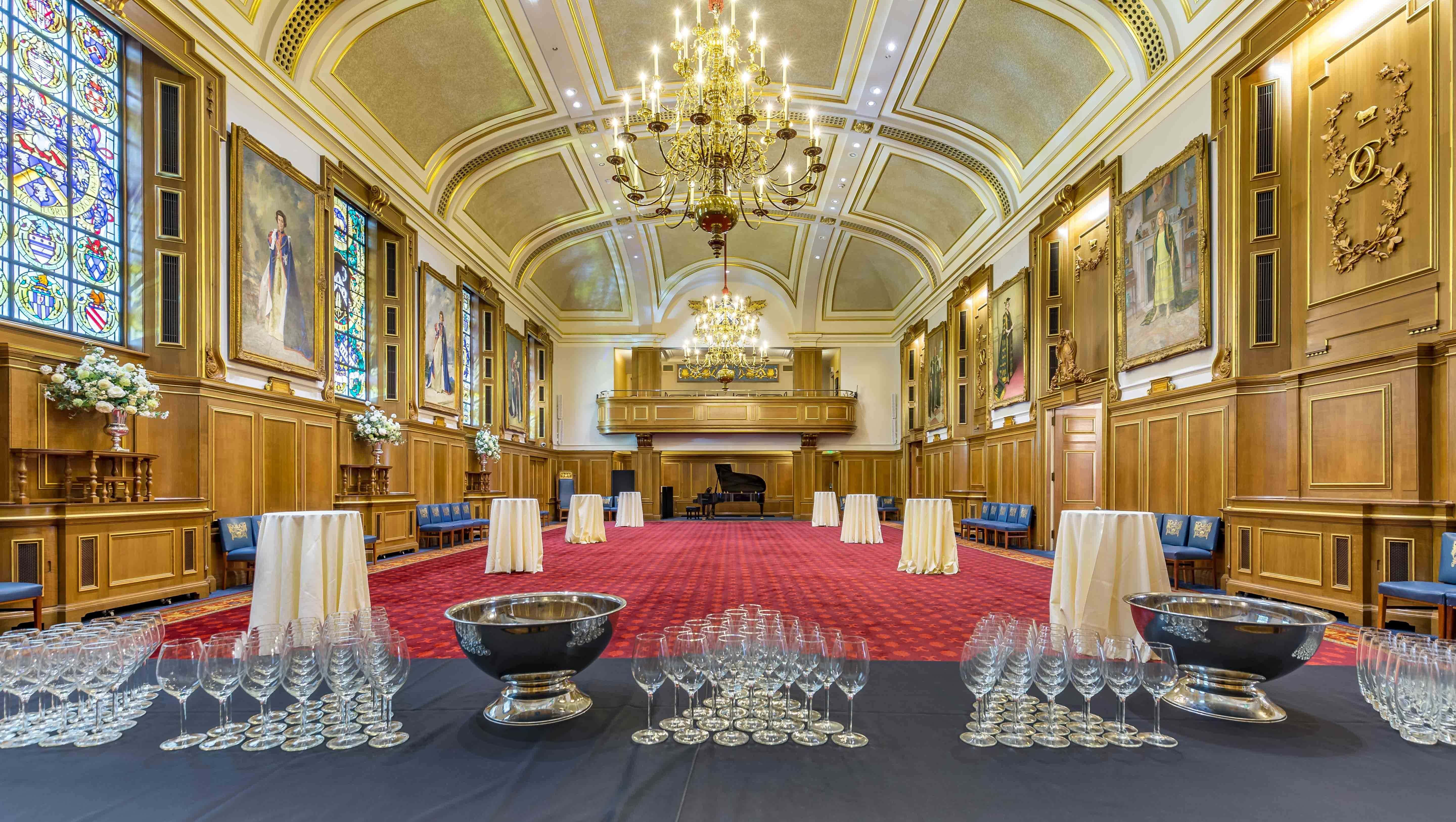 Meetings and Conference Rooms, Clothworkers' Hall