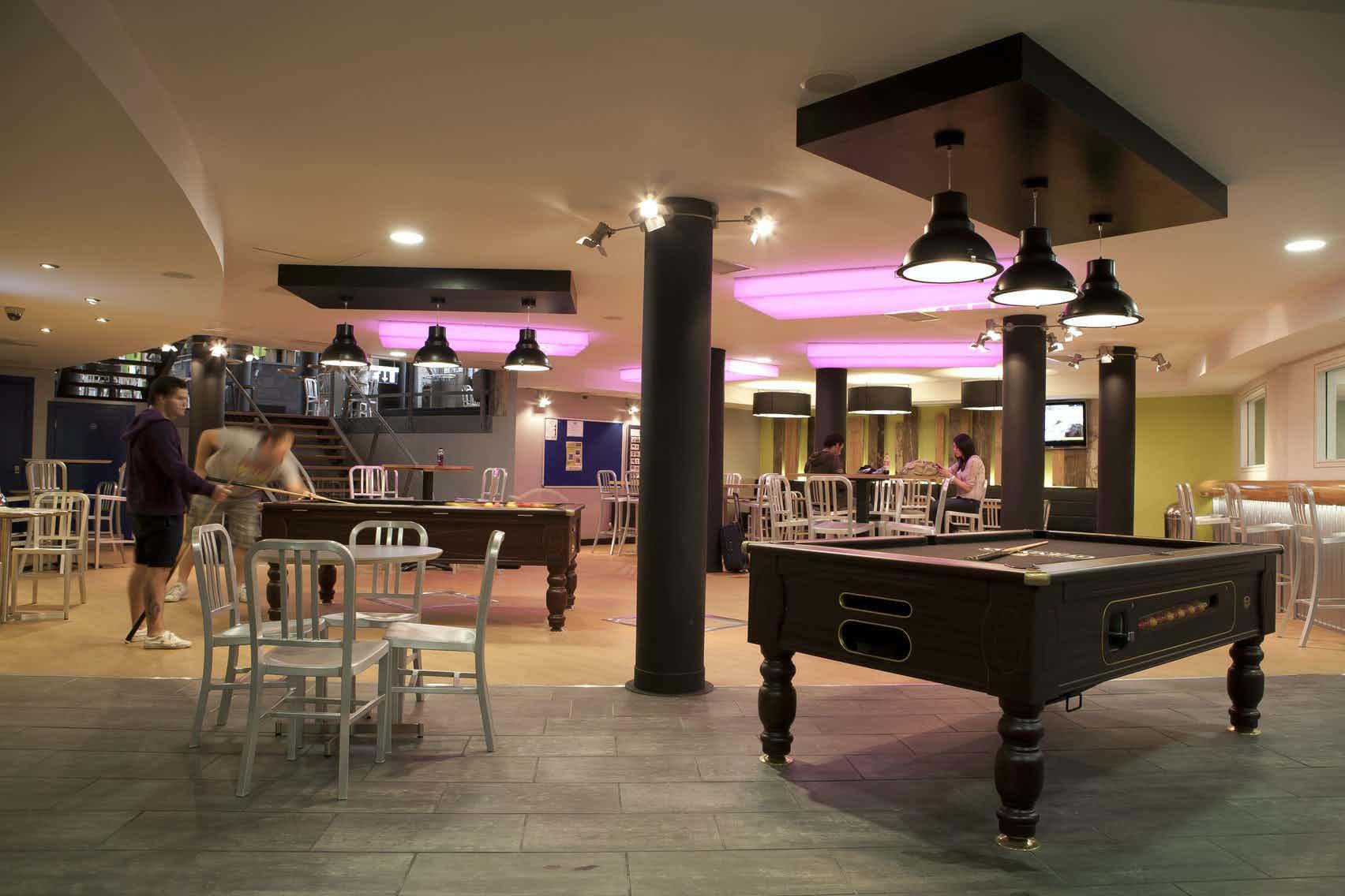 Basement/Games Room, Generator Dublin