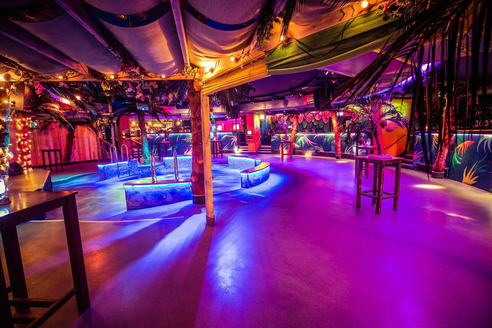Venue Hire, Tropicana Beach Club