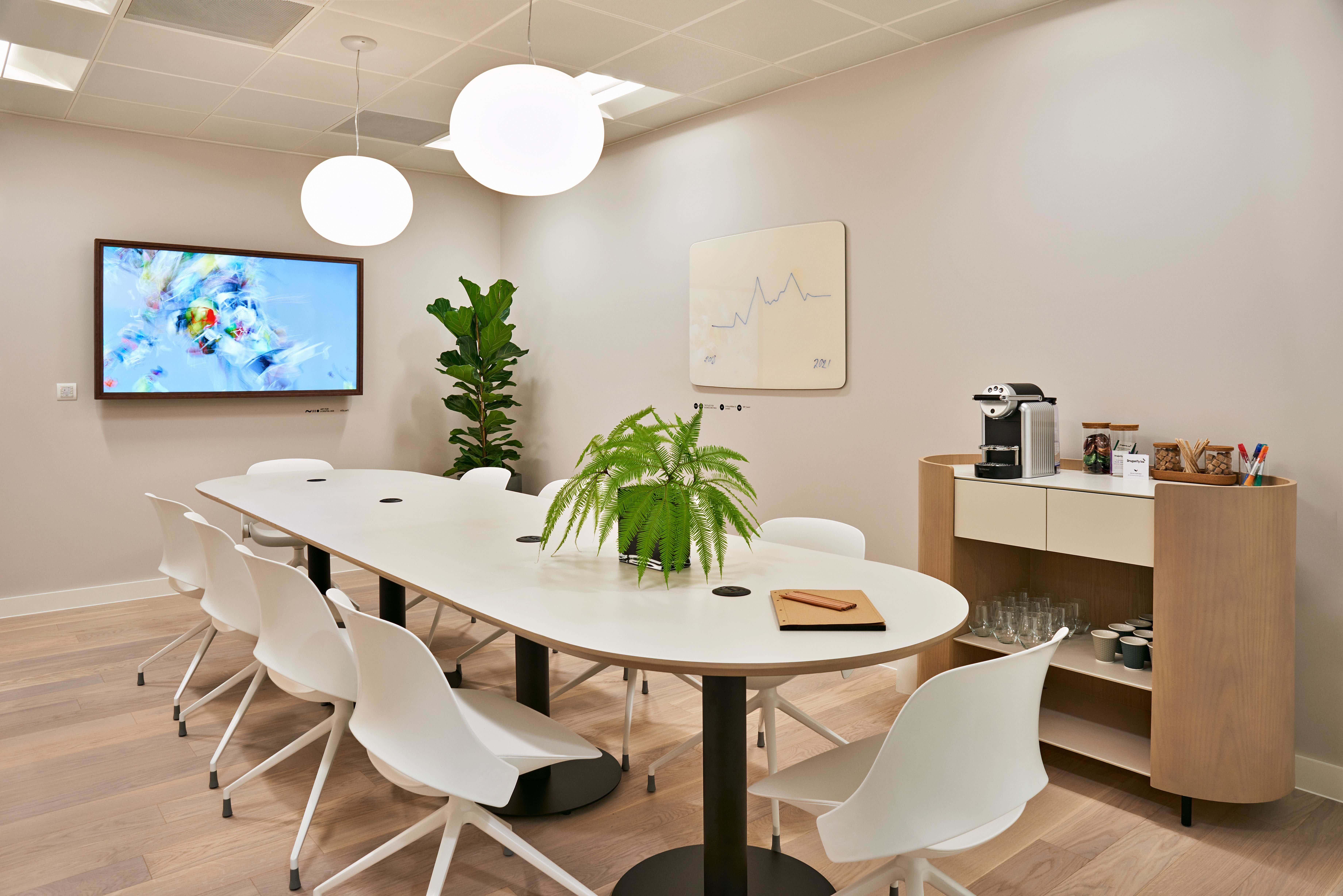 Meeting Room #15, Meet in Place