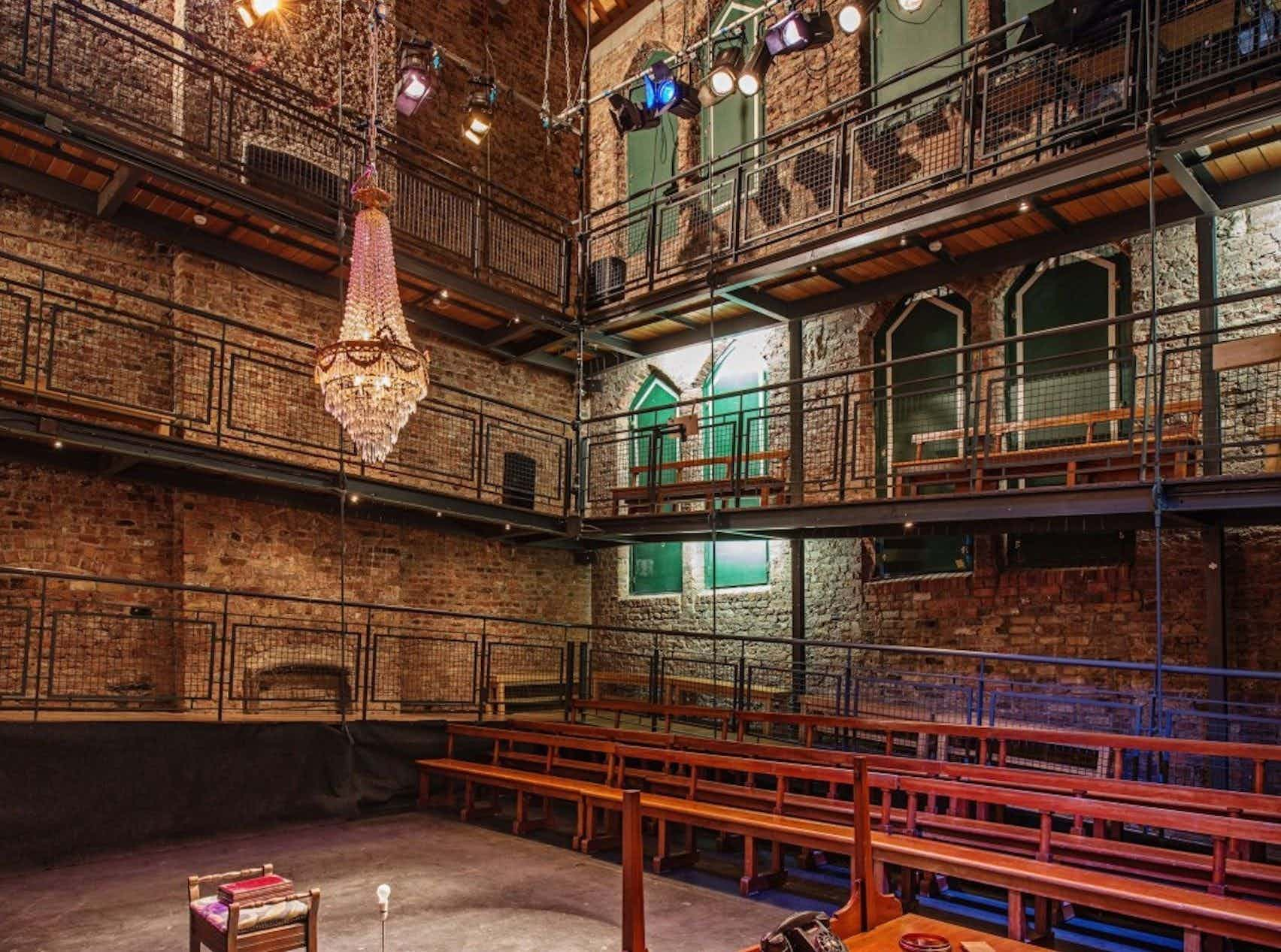 The Boys School, Smock Alley Theatre 1662