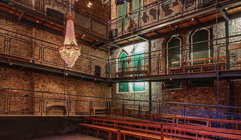 The Boys School, Smock Alley Theatre 1662
