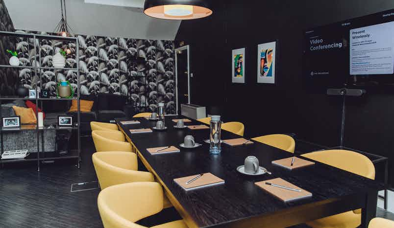 The Blackroom @ Bedford Square, The Collective Venues