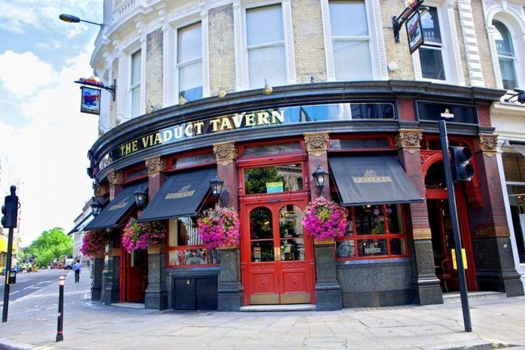 Whole venue hire, The Viaduct Tavern