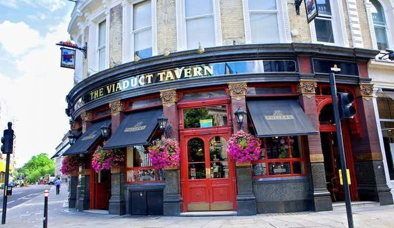 Whole venue hire, The Viaduct Tavern