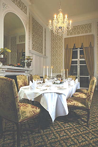 Pushkin Room **The Pushkin Room at Luton Hoo is a private meeting room ideal for presentations and workshops.**