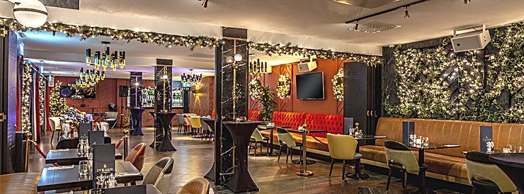 Elle's Suite **Elle's Suite at The Iveagh Garden Hotel is one of the most versatile event venues Dublin has to offer.**