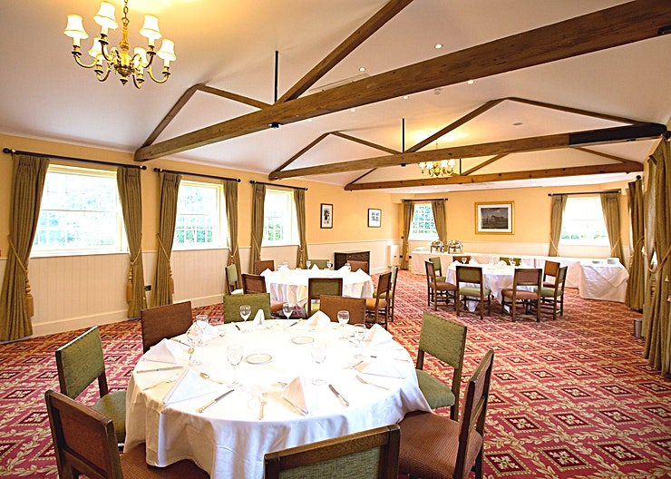 Charlottetown **Charlottetown at Luton Hoo is a stylish function room for hire in Luton.**