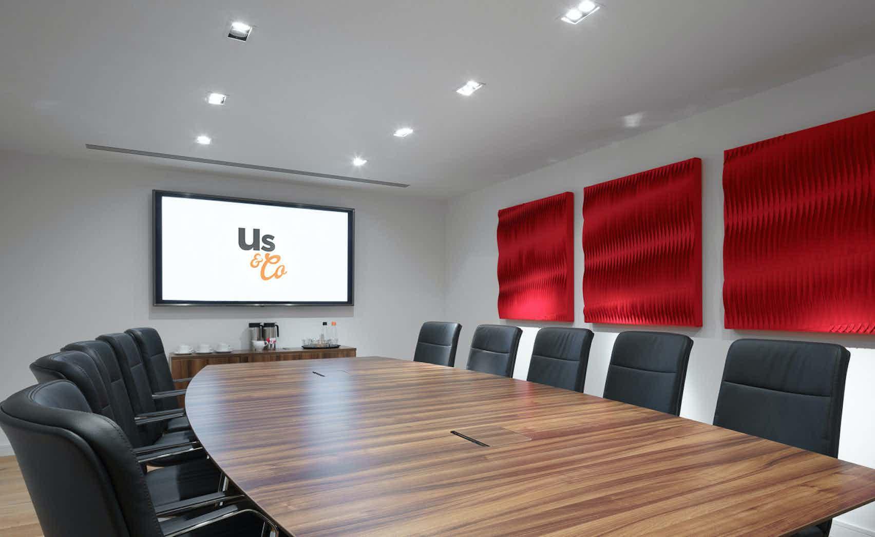 Boardroom 1, Us&Co Dublin