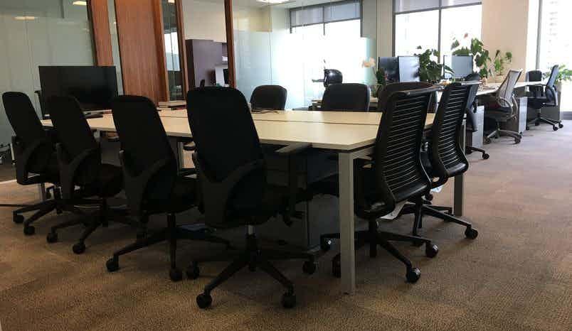 Hot Desks, ZC Venue