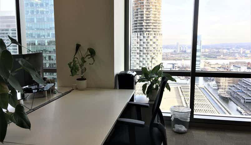 Desk Space, ZC Venue