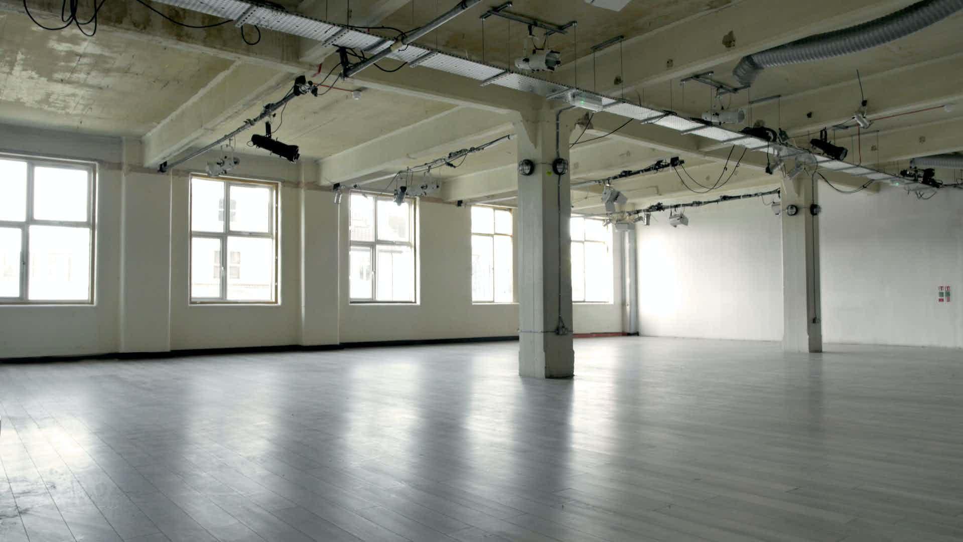 Main Room, Hackney Creative Social Club
