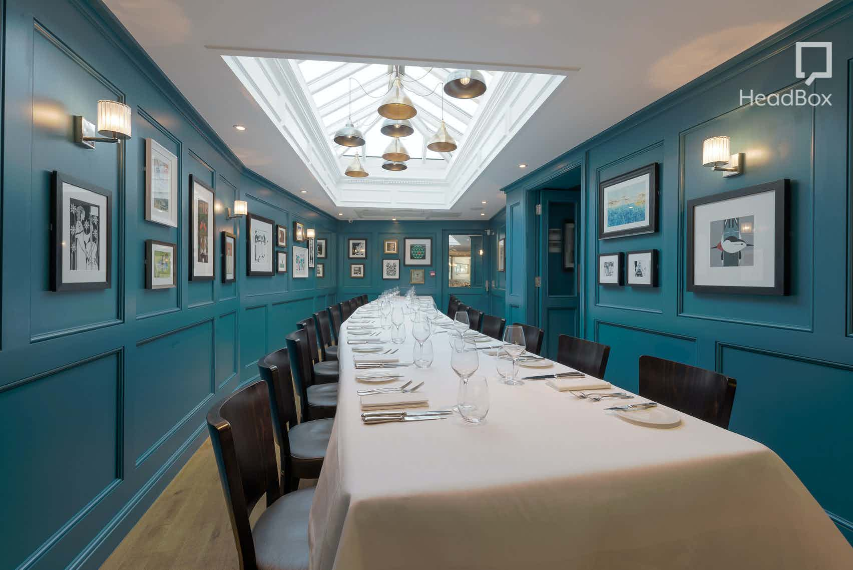 Private Dining Room, The White Onion