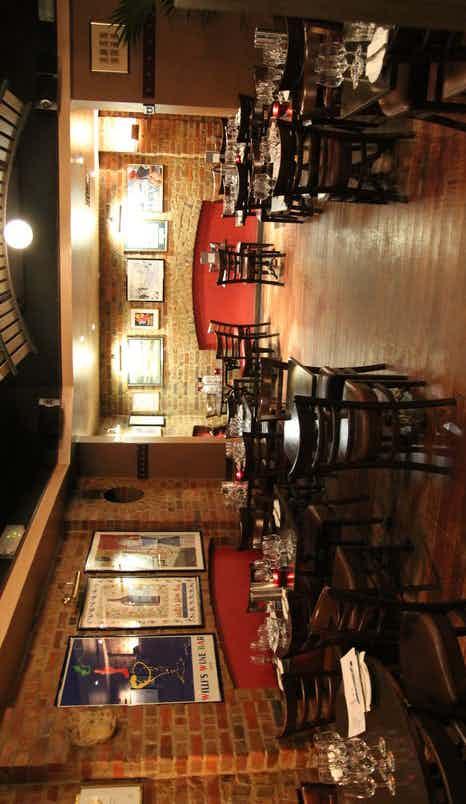 Restaurant, Willy's Wine Bar