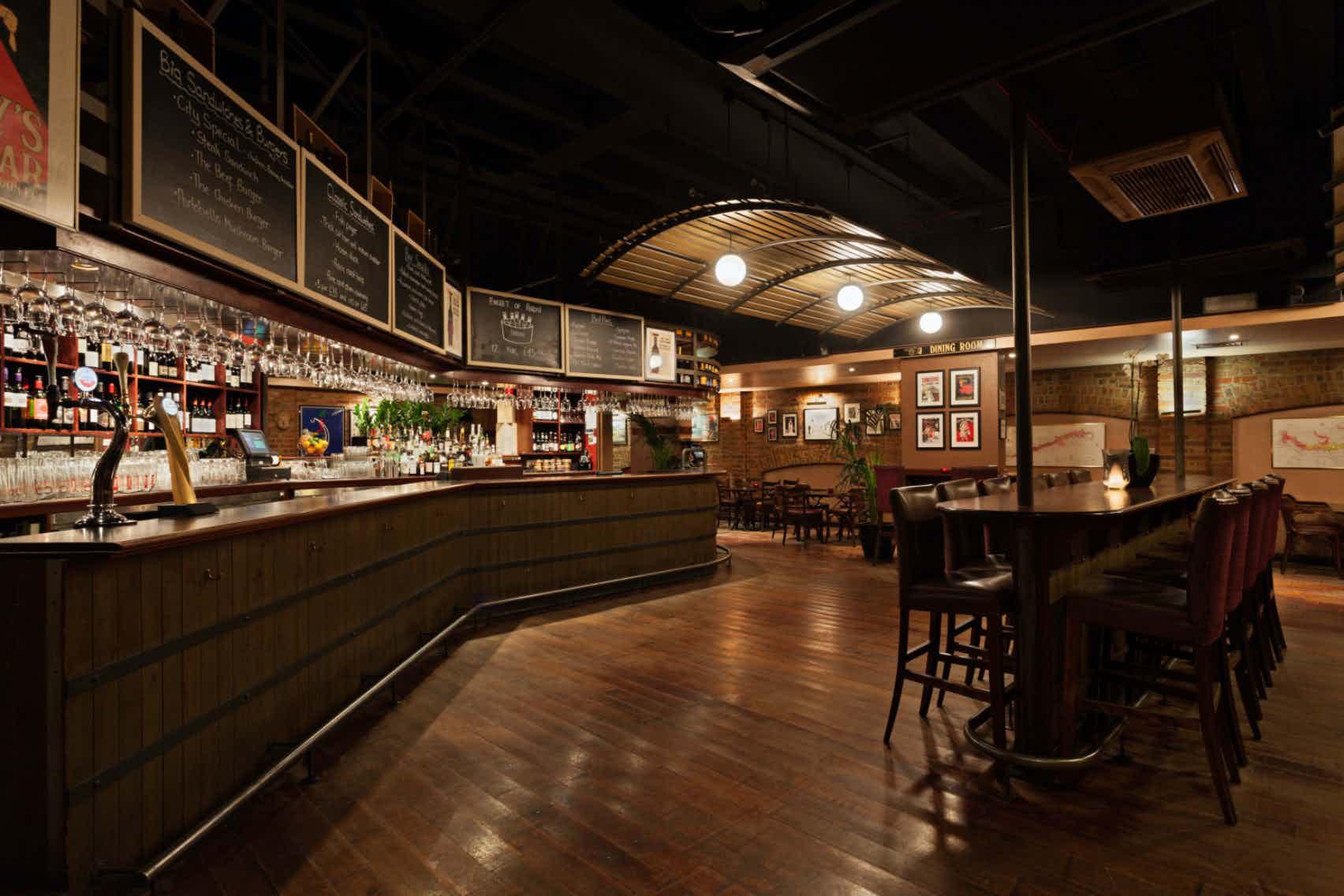Main Bar, Willy's Wine Bar