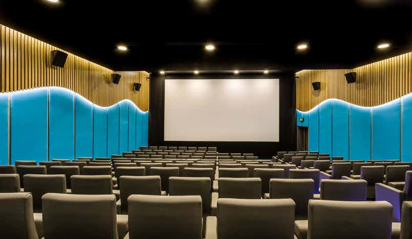 Screening Room, The Courthouse Hotel Shoreditch