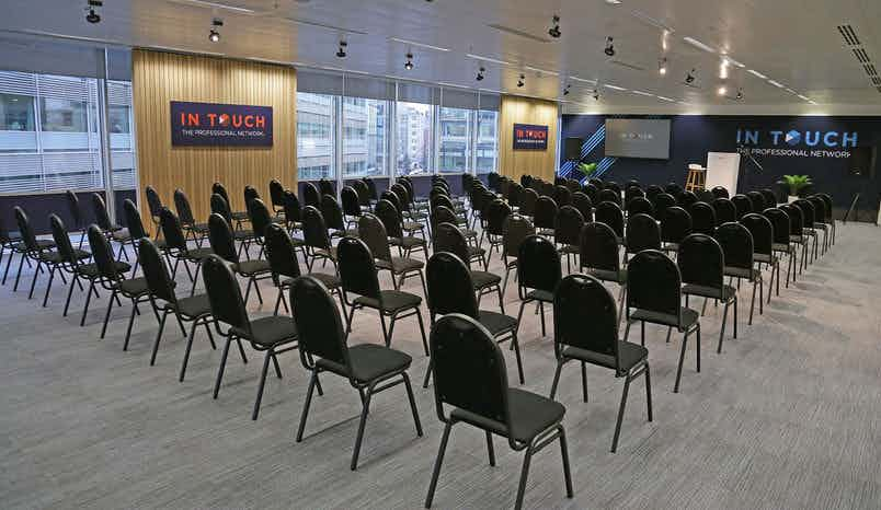 Conference Suite, Spinningfields Conference Centre