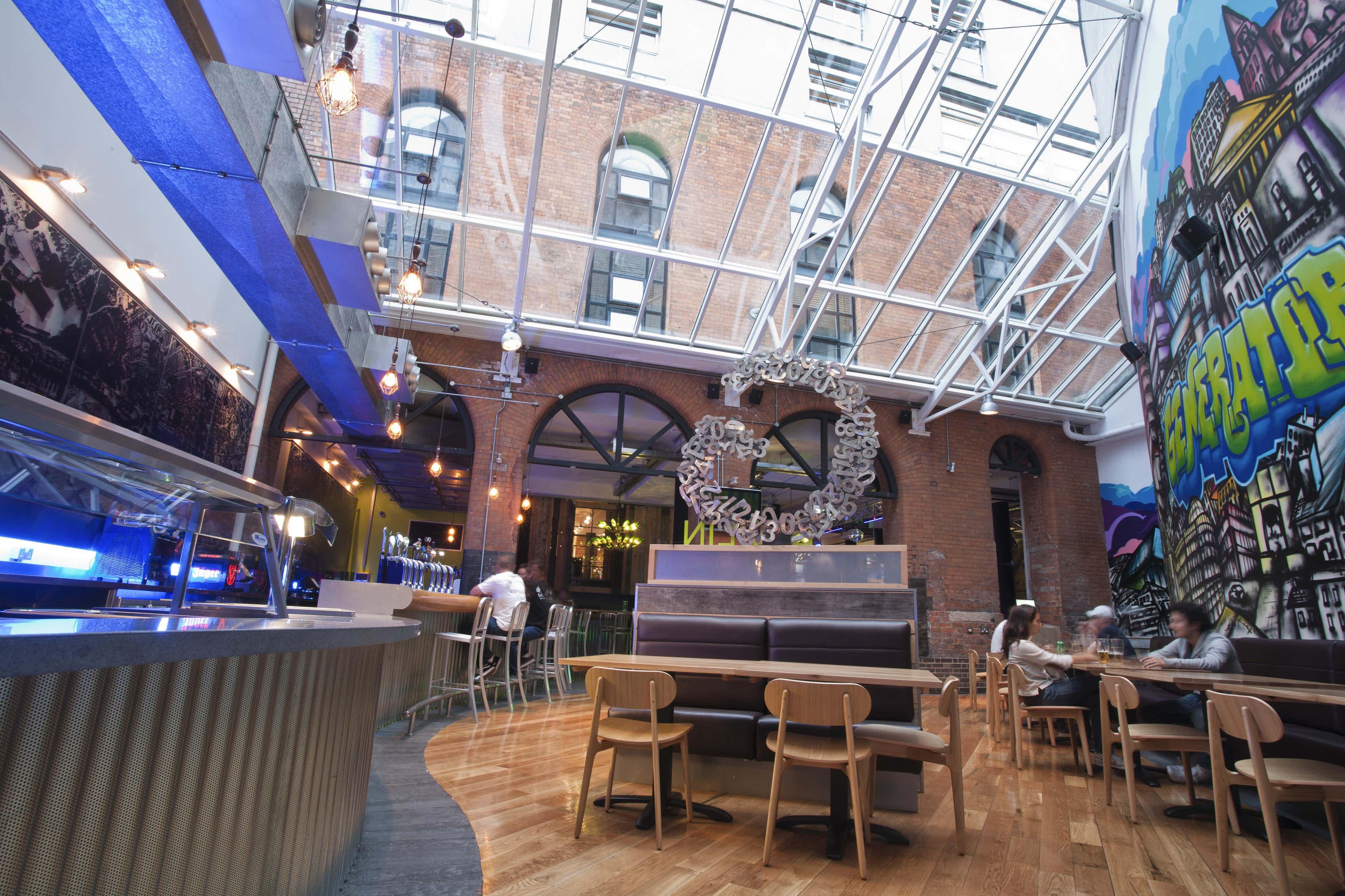 Cafe/Conservatory, Generator Dublin