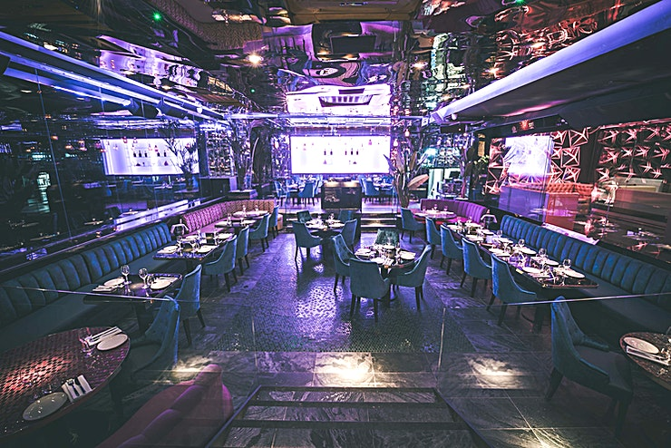 Restaurant Lounge & Bar **Opium London is the latest addition to the Opium Brand following on from Madrid, Barcelona and Marbella.**