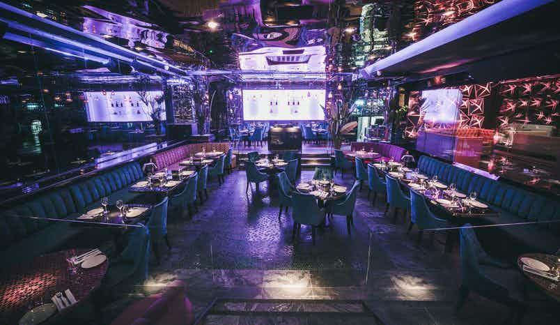 Restaurant Lounge & Bar, Opium London