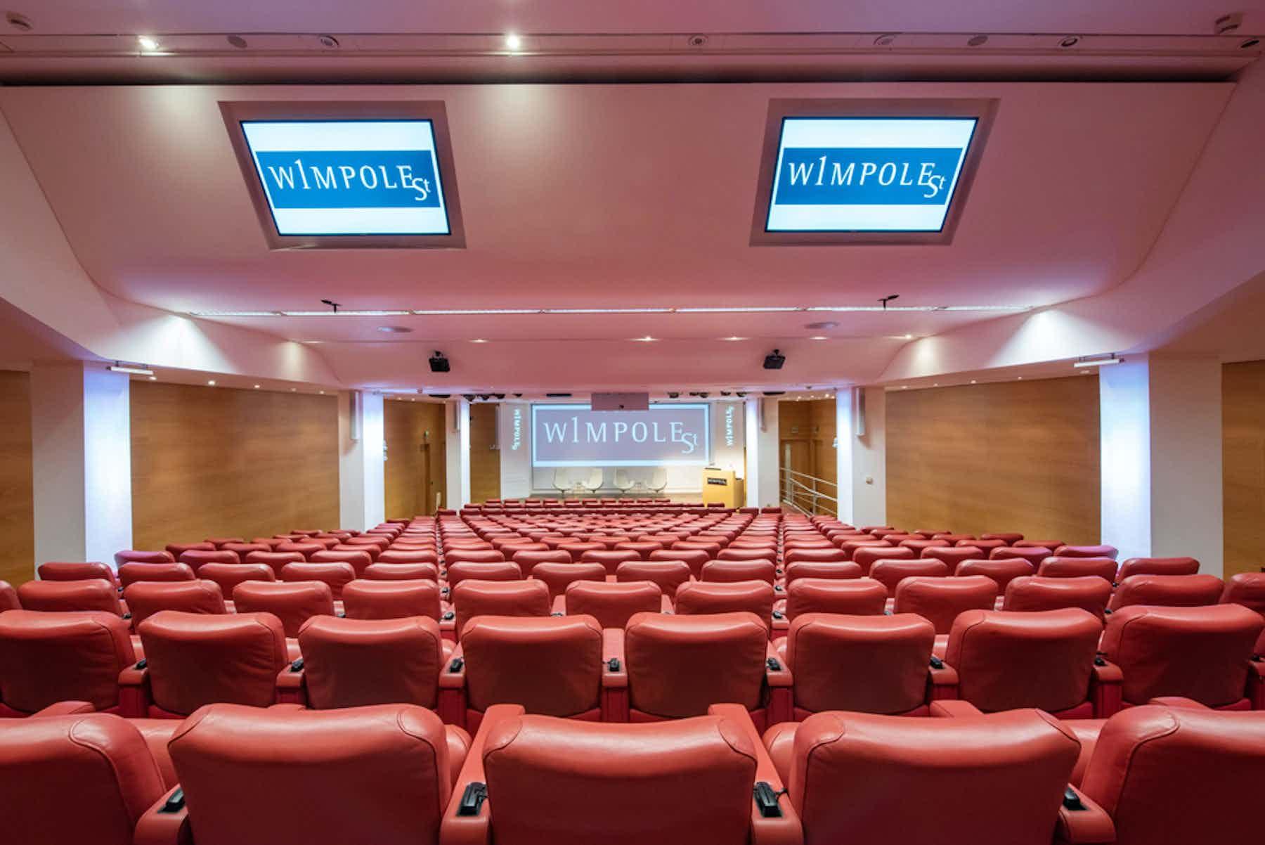 Guy Whittle Auditorium, 1 Wimpole Street
