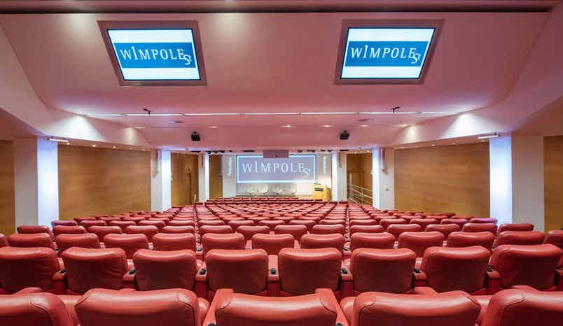 Guy Whittle Auditorium, 1 Wimpole Street