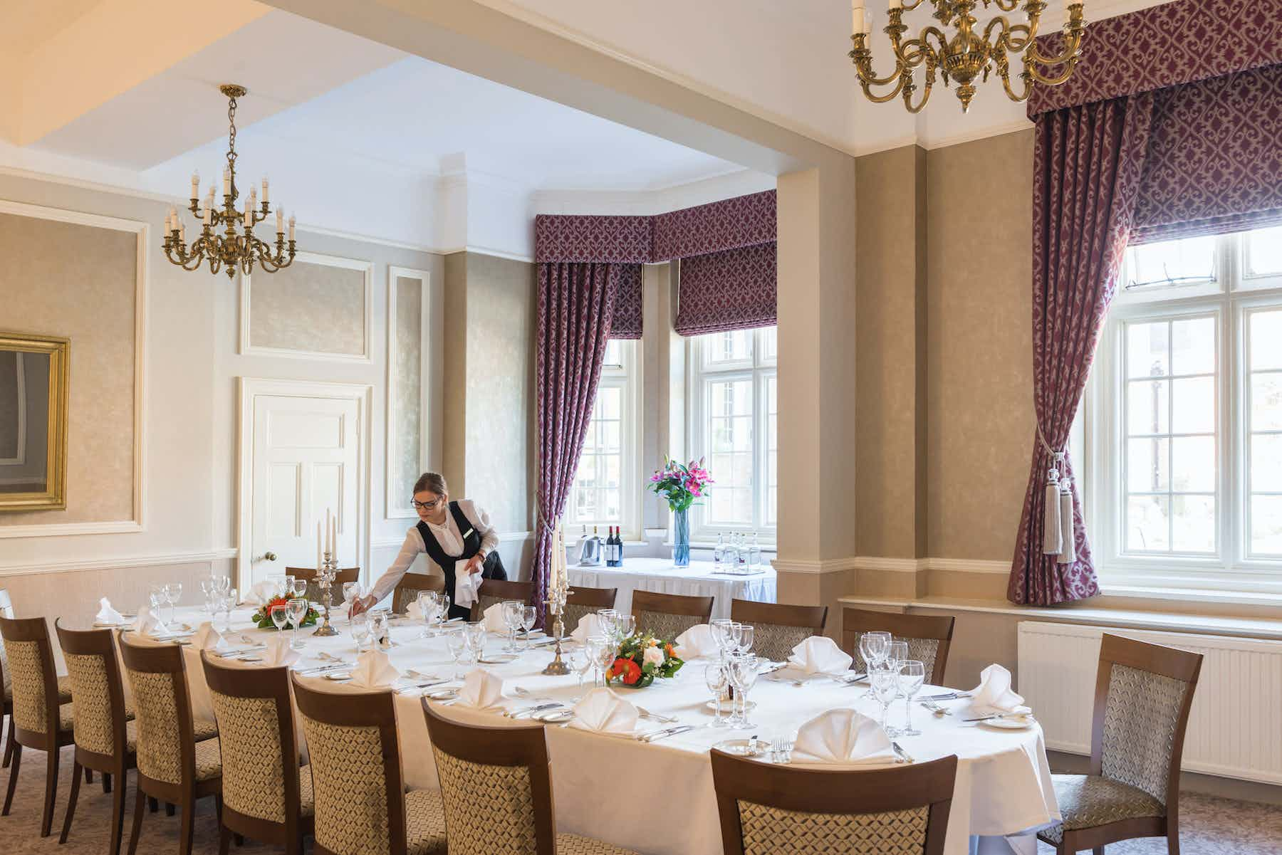 Sherborne Suite, Tylney Hall