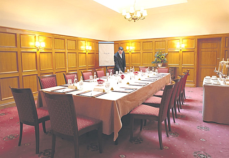 The Boardroom **The Boardroom at The Grand is an event venue for hire workshops and training days.**