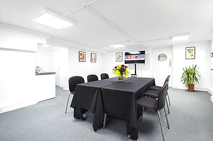 Board Room **The Board Room at Museum of Brands is an event venue for hire for meetings and away days.**