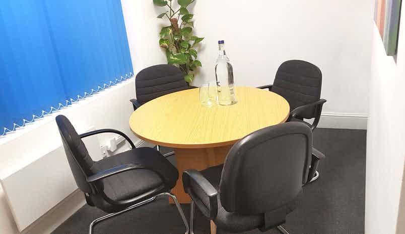 Meeting Room, LCLB - Oxford Circus