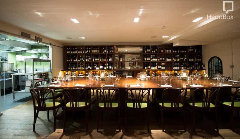 Private Dining Room, Vinoteca Marylebone