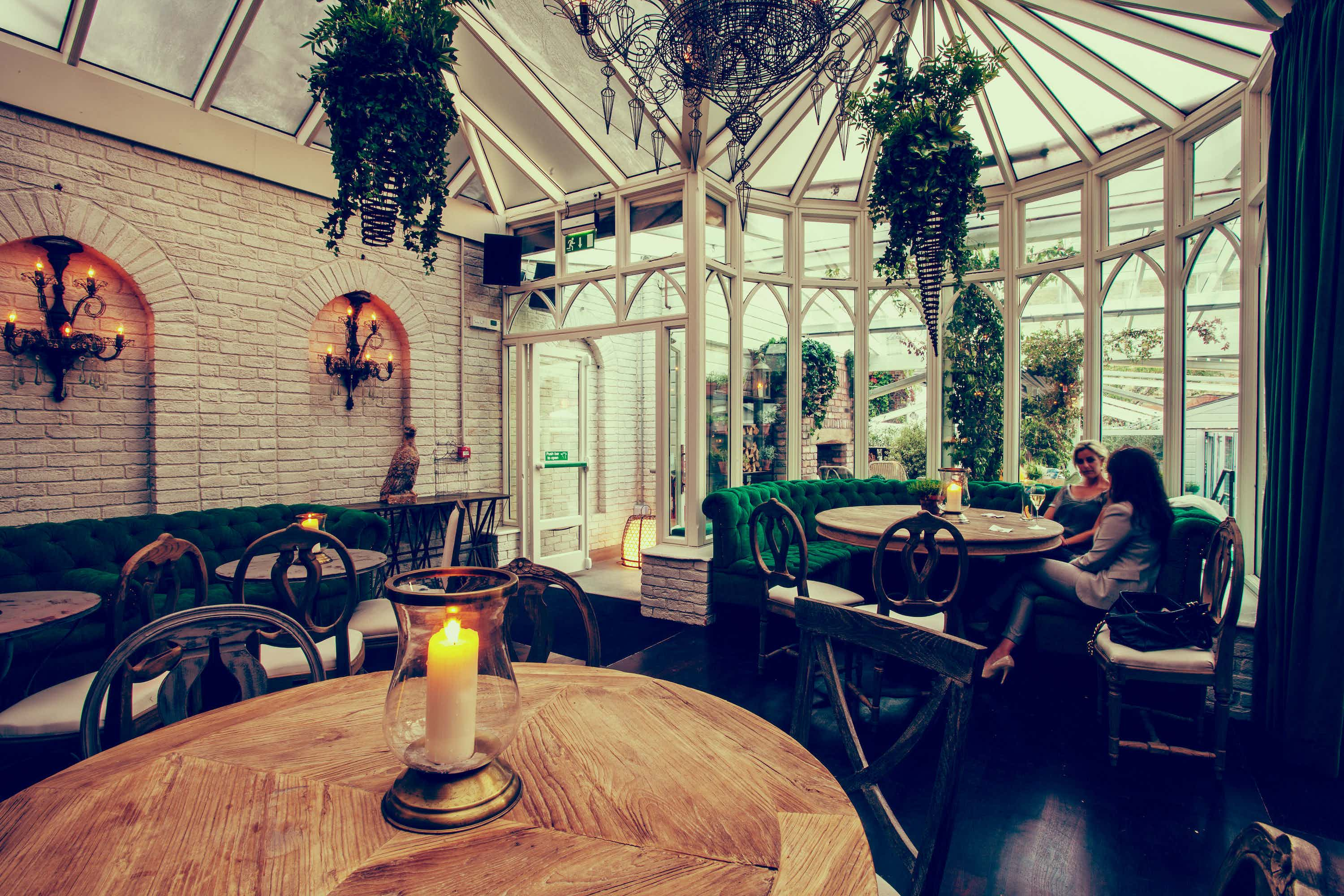 The Conservatory, House Dublin