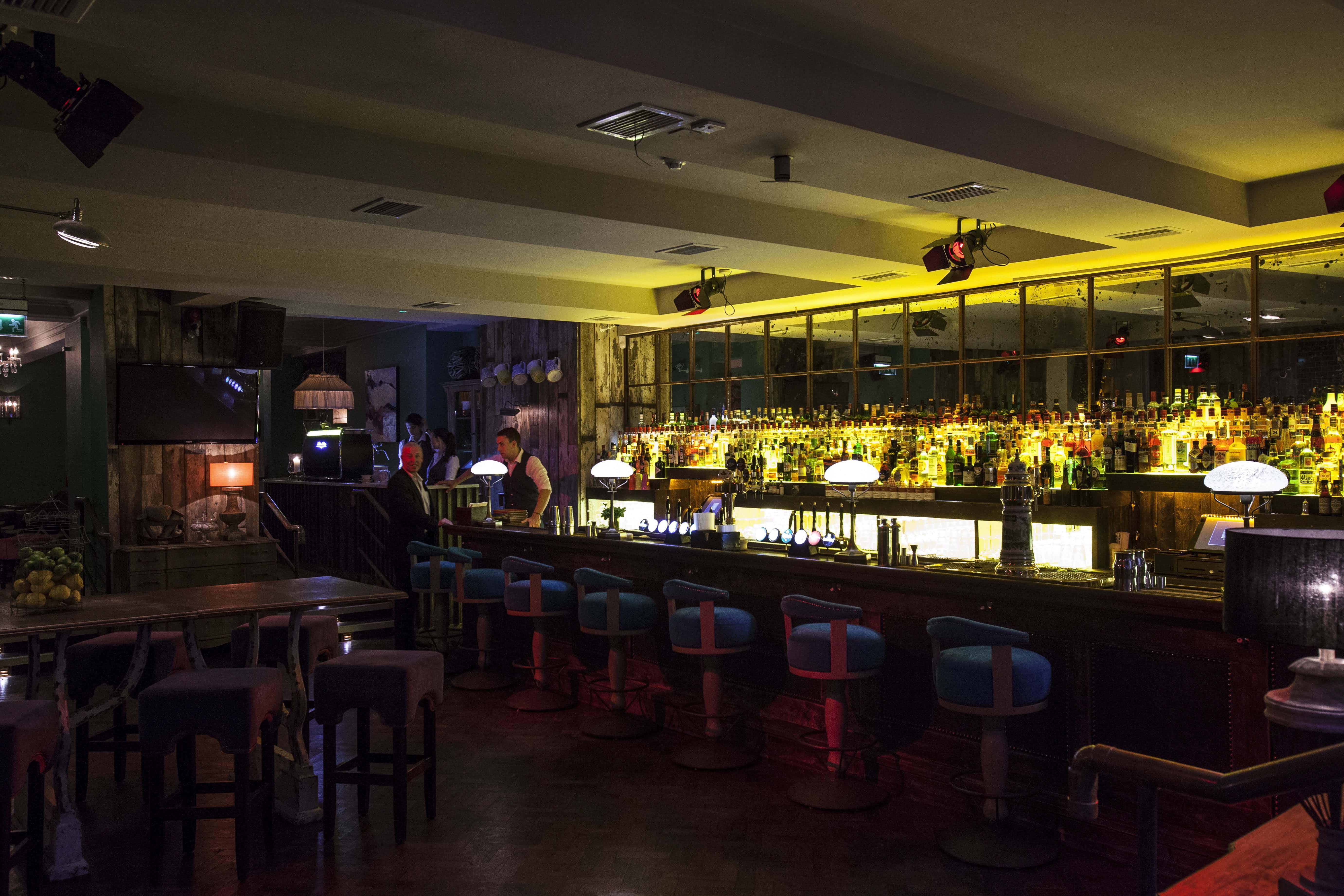 Main Bar, House Dublin
