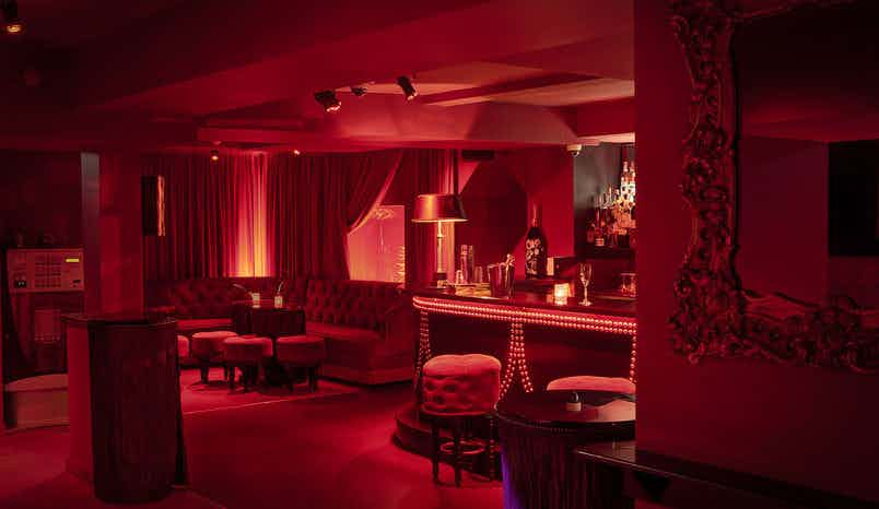 The Red Room, House Dublin
