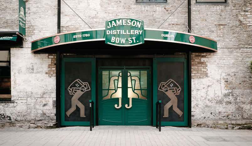 JJ's Bar, Jameson Distillery Bow St.