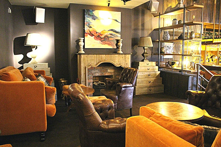 The Wine Room **The Wine Room at House Limerick is a stunning venue available to hire in Limerick for private parties and private dinner.**