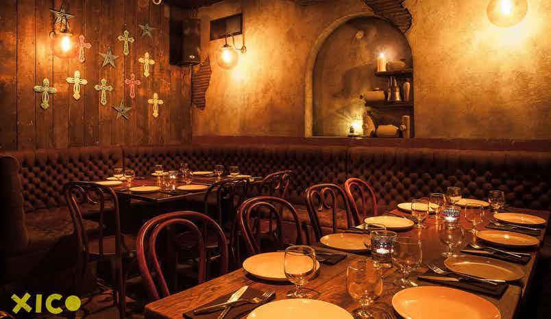 Main Bar, Xico
