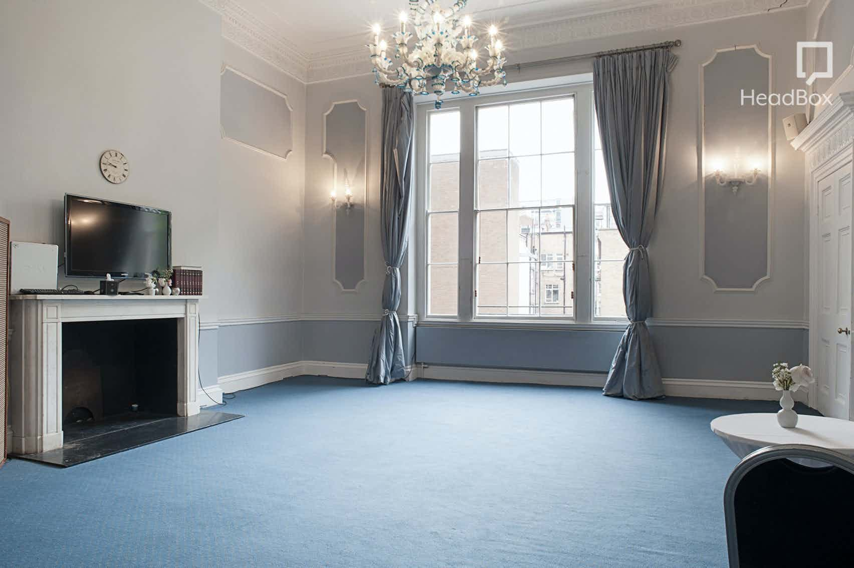 Small Room, Kabbalah Centre