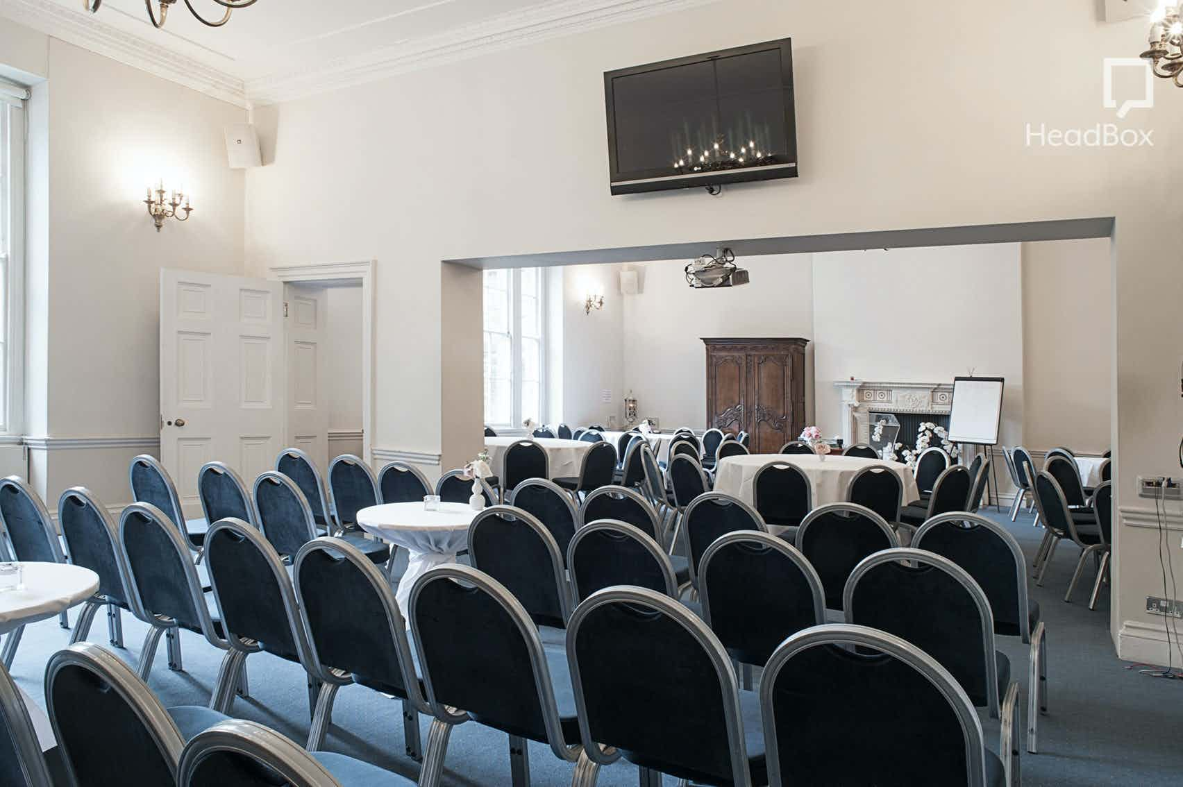 Medium Room, Kabbalah Centre
