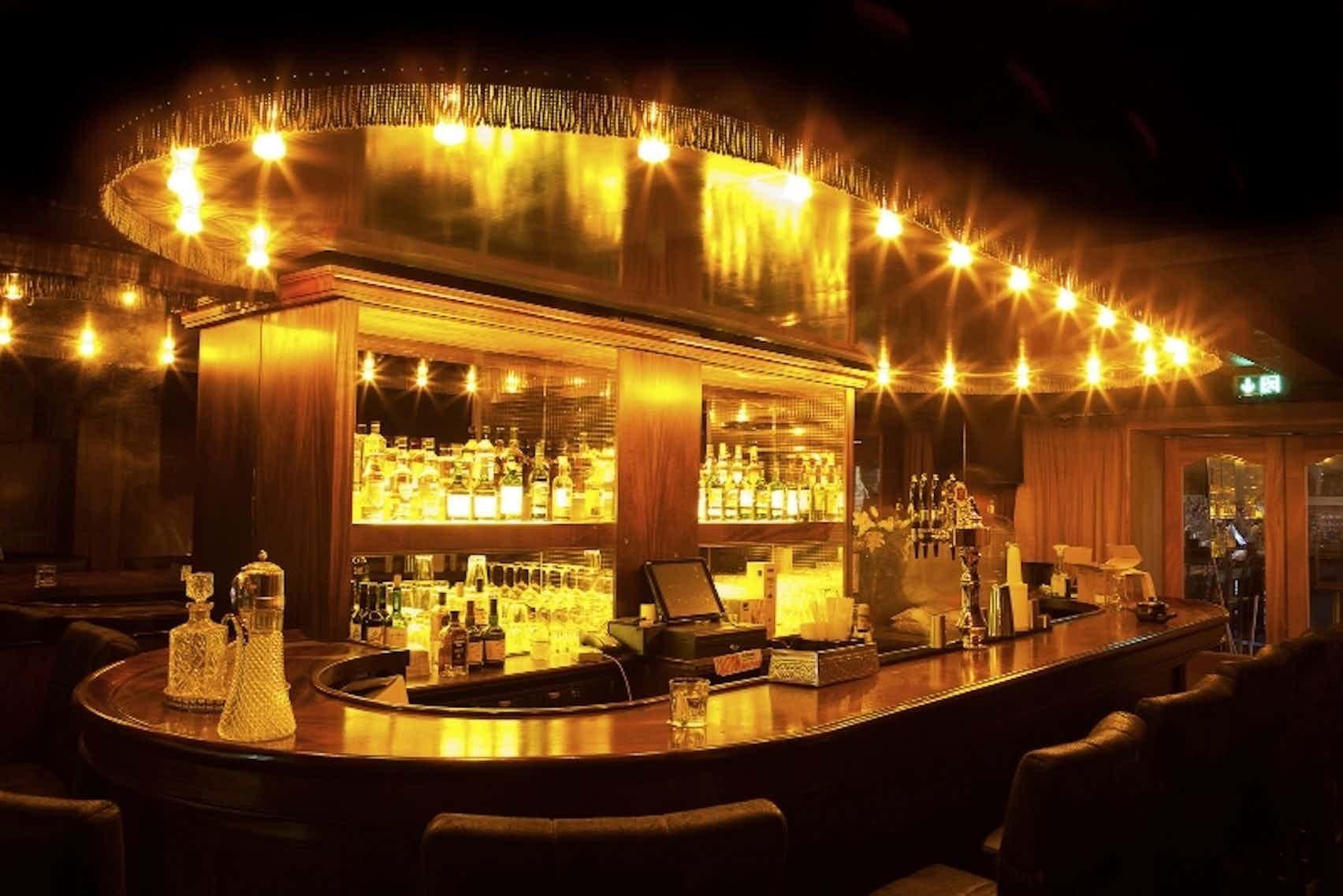 Whiskey Bar, 37 Dawson St