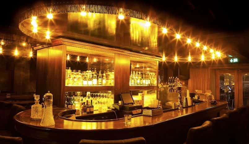 Whiskey Bar, 37 Dawson St