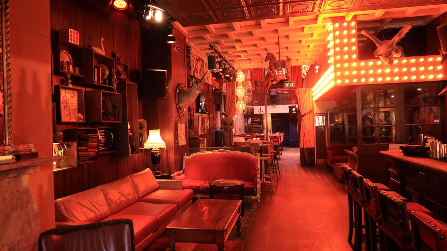 Whole Venue, 37 Dawson Street