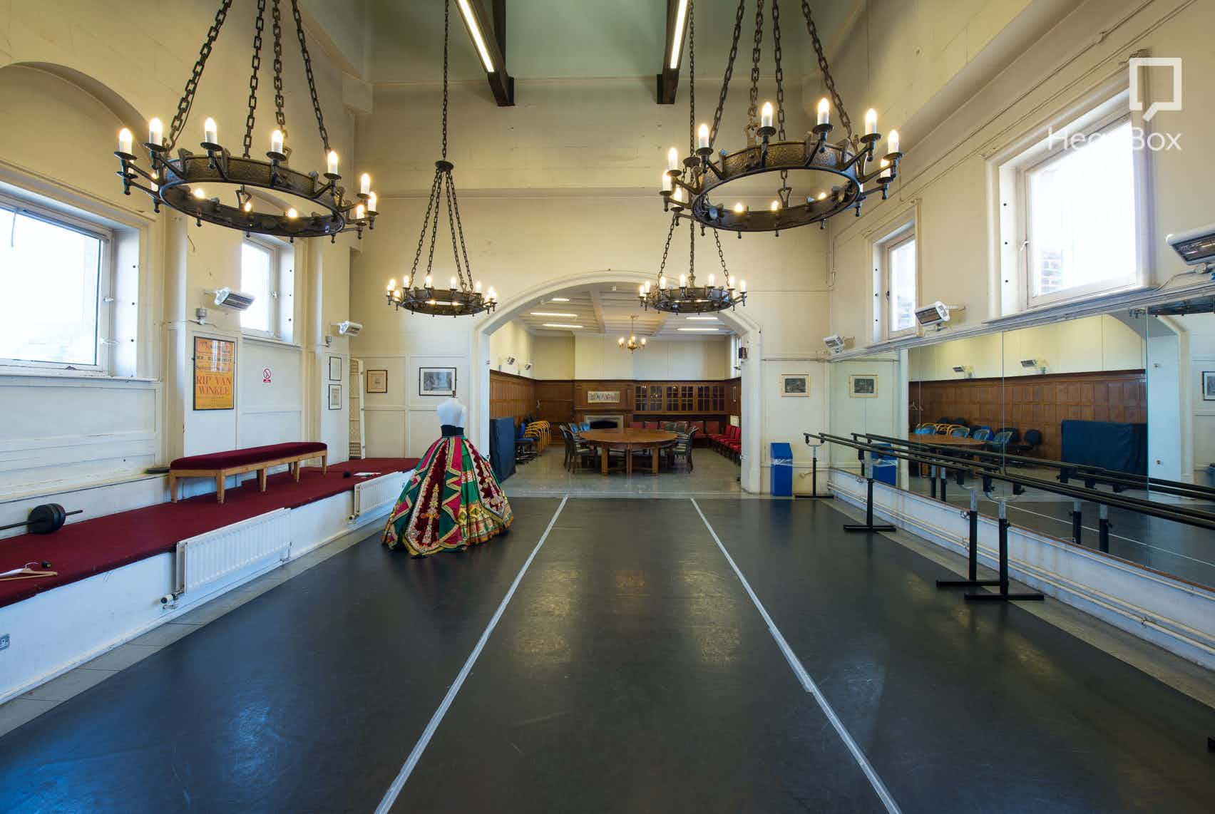 The Dome Room, Her Majesty's Theatre