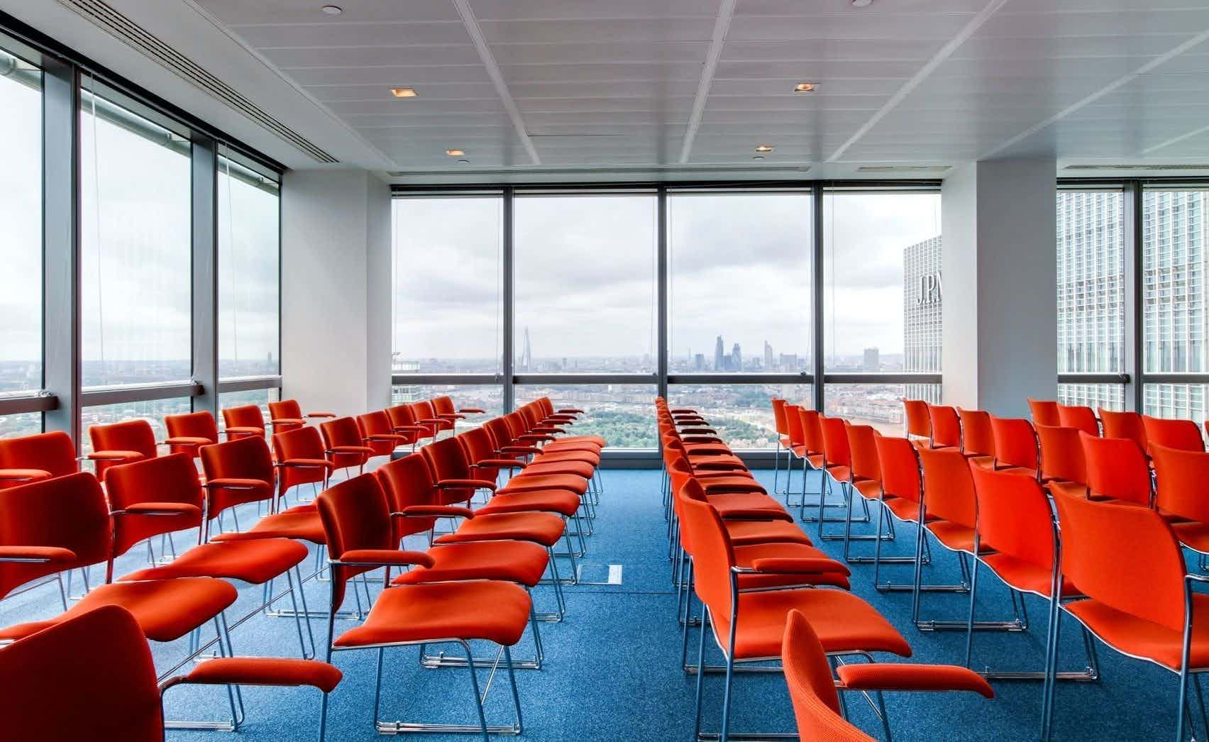 The View Conference Room, CCT Venues Plus-Bank Street