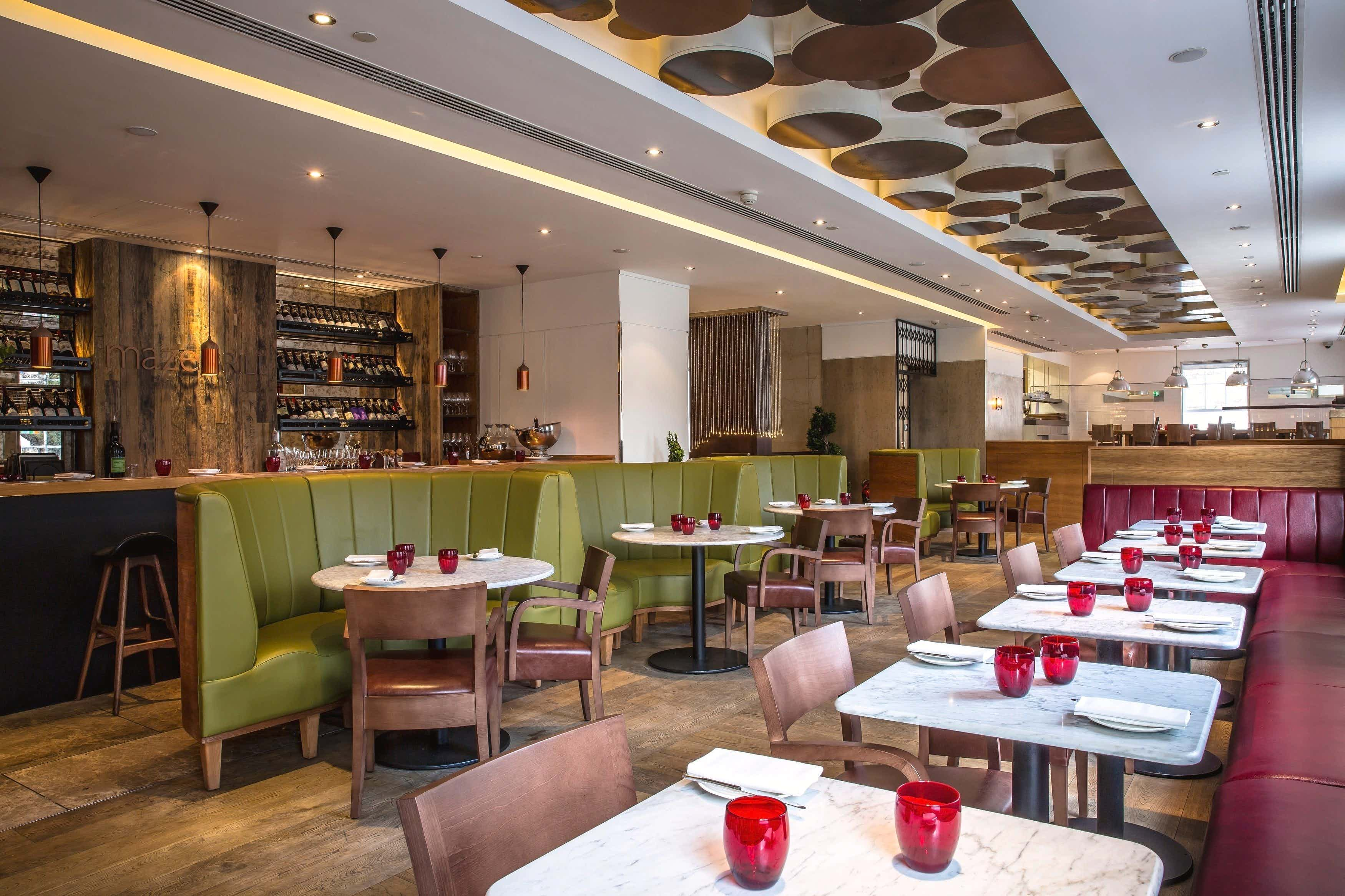 Exclusive Hire, maze Grill - Mayfair