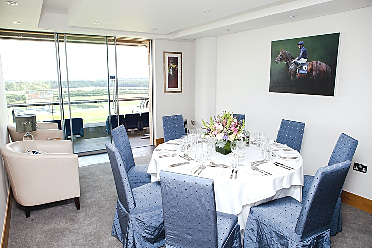 Single Hospitality Suite **For team meetings or away days, the Hospitality Suite at Ascot Racecourse is the ideal venue.**