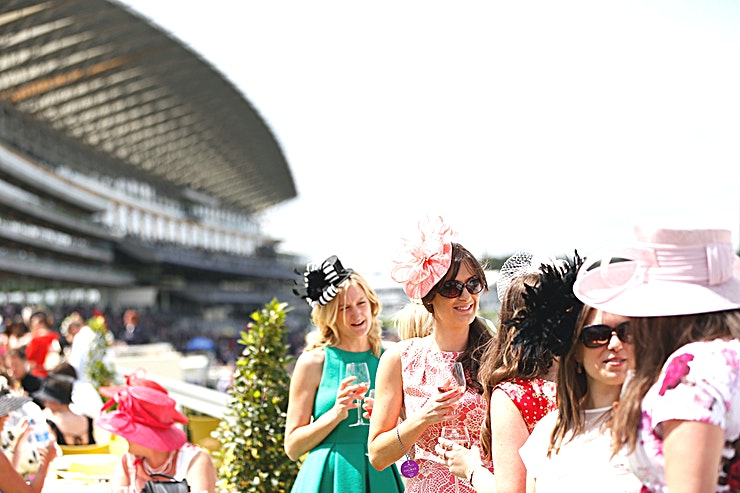 Furlong Club **For a summer party venue hire in Ascot, look no further than the Furlong Club at Ascot Racecourse.**